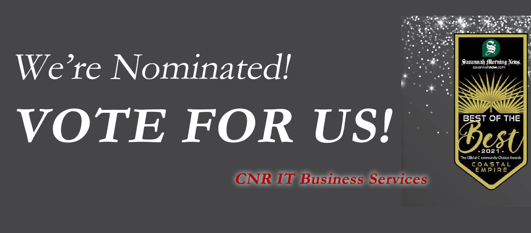 CNR Nominated for Best Of the Best awards